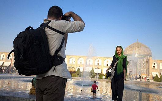 جذابیت های فرهنگی و توریستی ایران به چشم توریست ها