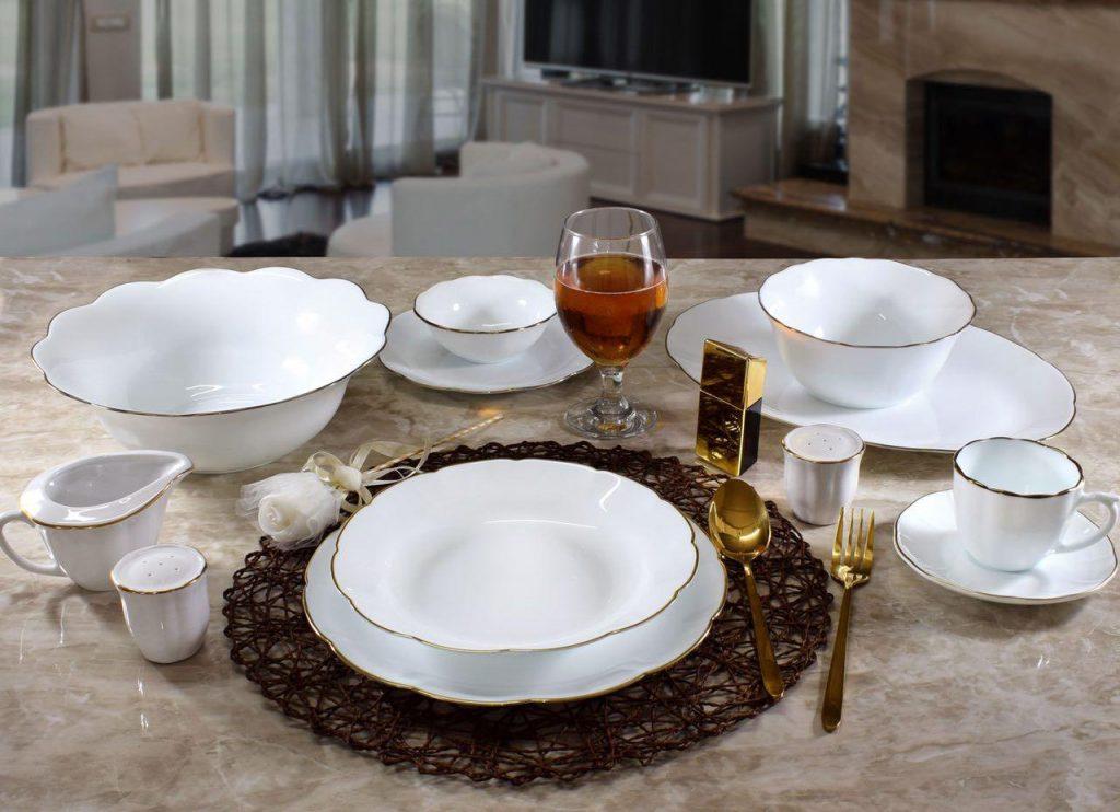 چینی زرین ایران|ظروف چینی خانگی|ظروف چینی هتلی و رستورانی