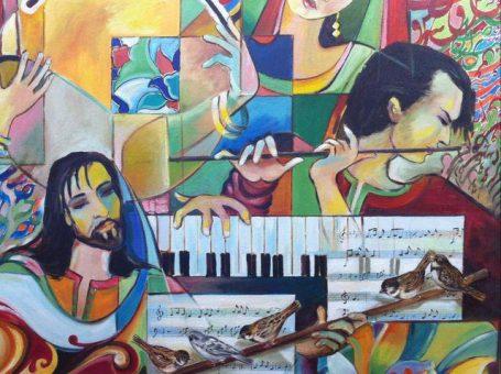 بهترین آموزشگاه موسیقی در نارمک/آموزش طراحی و نقاشی در شرق تهران/خانه هنر نارمک