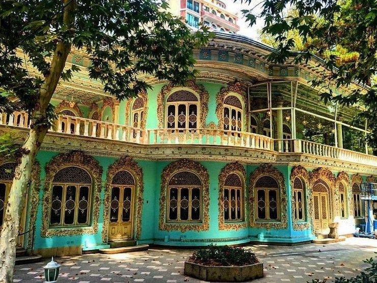 بناهای تاریخی تهران/زیباترین بناهای تاریخی تهران