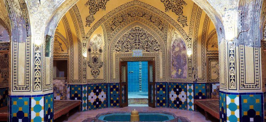 حمام های معروف و تاریخی استان تهران/حمامهای تاریخی تهران