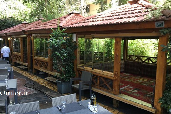 رستوران های معروف تهران/بهترین رستوران های تهران