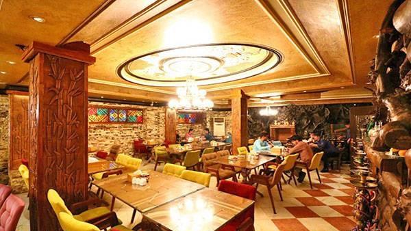 بهترین سفره خانه های تهران/سفره خونه های سنتی در تهران