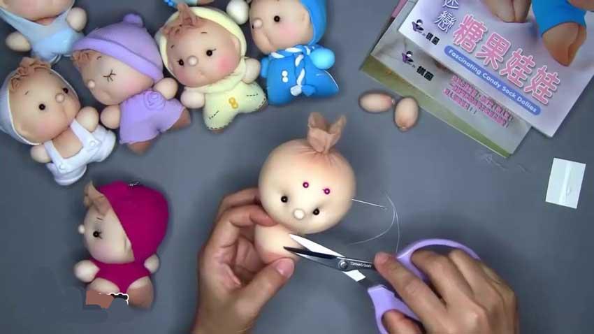 عروسک سازی،کار درمنزل