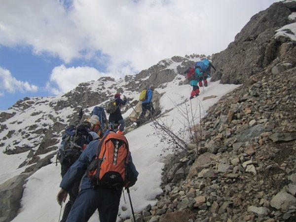 بهترین مسیرهای کوهنوردی در تهران/مسیرهای امن کوهنوردی در تهران