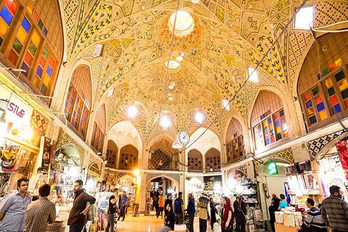بازار های بزرگ و مراکز خرید تهران/بازار و راسته های همگن تهران