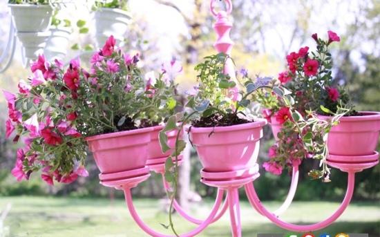 آموزش ساخت پایه گلدان تزیینی