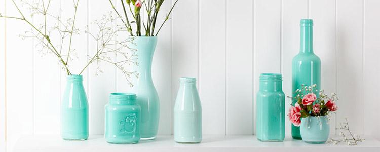 آموزش ساخت گلدان / ایده ای برای ساخت گلدان خانگی