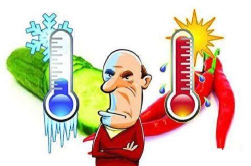 تشخیص مزاج / گرم مزاجید یا سرد مزاج؟