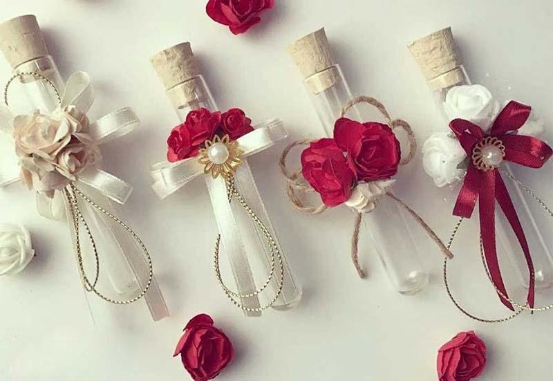 آموزش ساخت گیفت عروسی/ایده جدید و زیبا برای گیفت عروس
