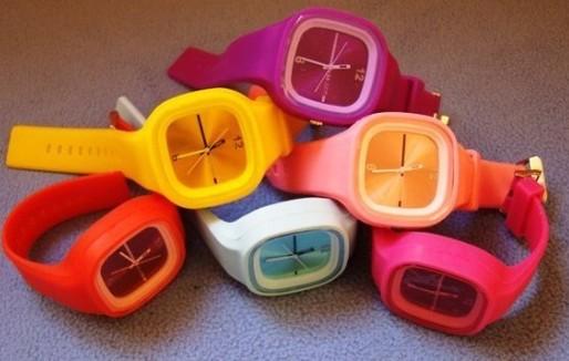 آموزش ساخت ساعت سیلیکونی