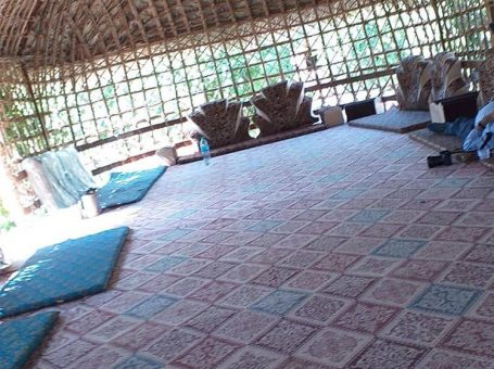 مرکز فروش آلاچیق در کرمان / آلاچیق سازان سنتی ترکمانی جنوب