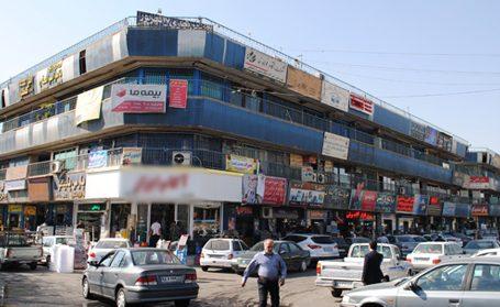 بازار آهن شادآباد تهران / بورس انواع ميلگرد در شادآباد