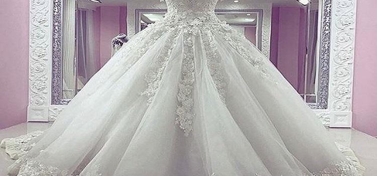 مزون لباس عروس رزا جنت اباد