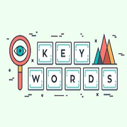 تاثیر کلمات کلیدی در سئو