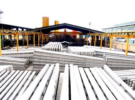 فروشگاه ساخت تیر سیمانی برقایکهربا