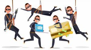 جرم سرقت یا دزدی / مجازات آن در قوانین کیفری