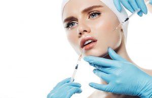عمل جراحی زیبایی زن