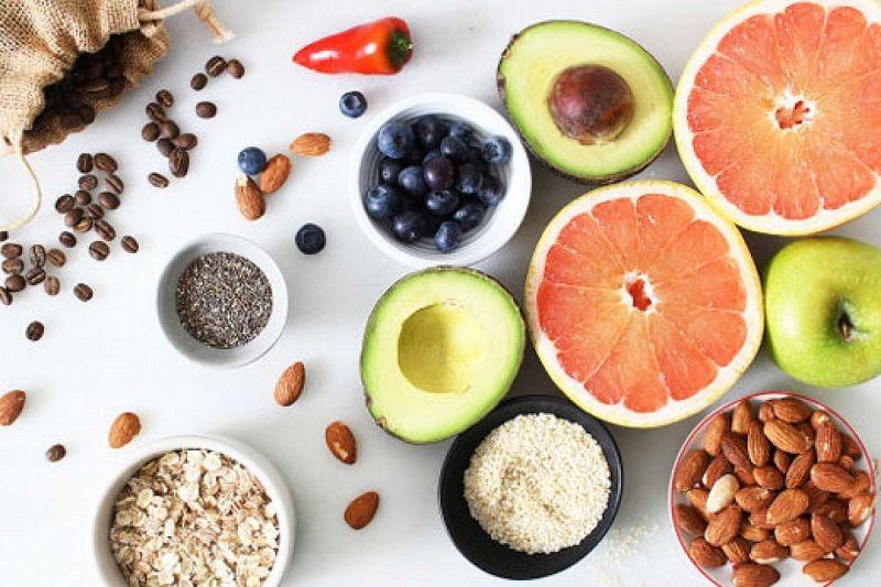 جدول کالری میوه ها