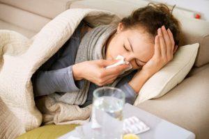 علت سرماخوردگی های مکرر چیست؟