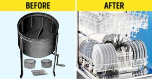 ماشین ظرفشویی (ژوزفین کوچرین)