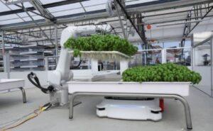 کشاورزی رباتیک ضدخشکسالی